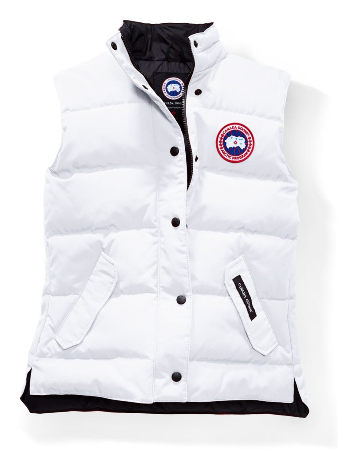Women's Freestyle Vest (weiss)