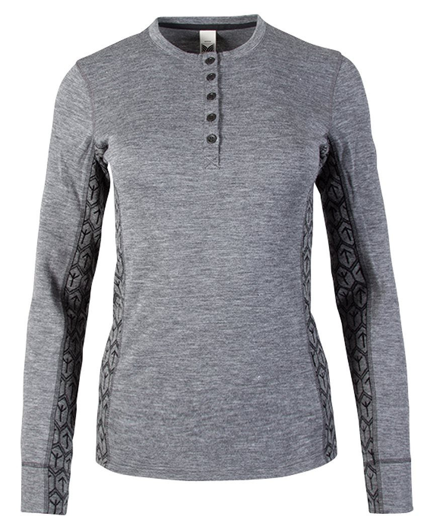 Viking Feminine Basic Sweater Grey