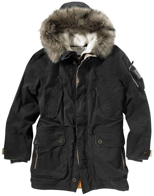 Emanuel Men's Parka