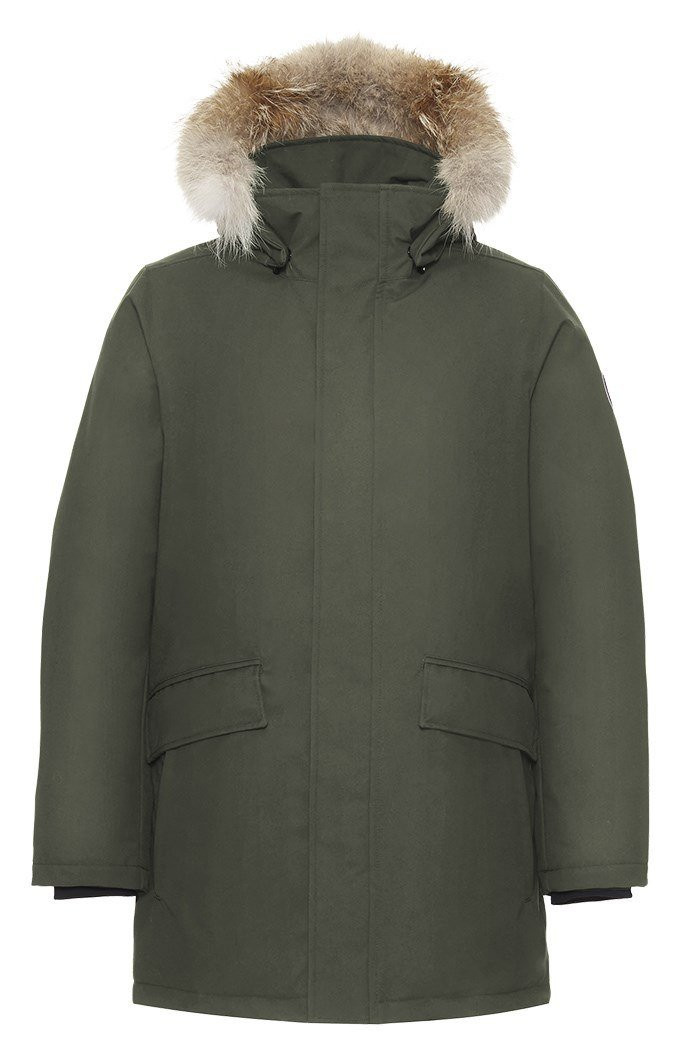 Quartz Champlain Parka - Military Green