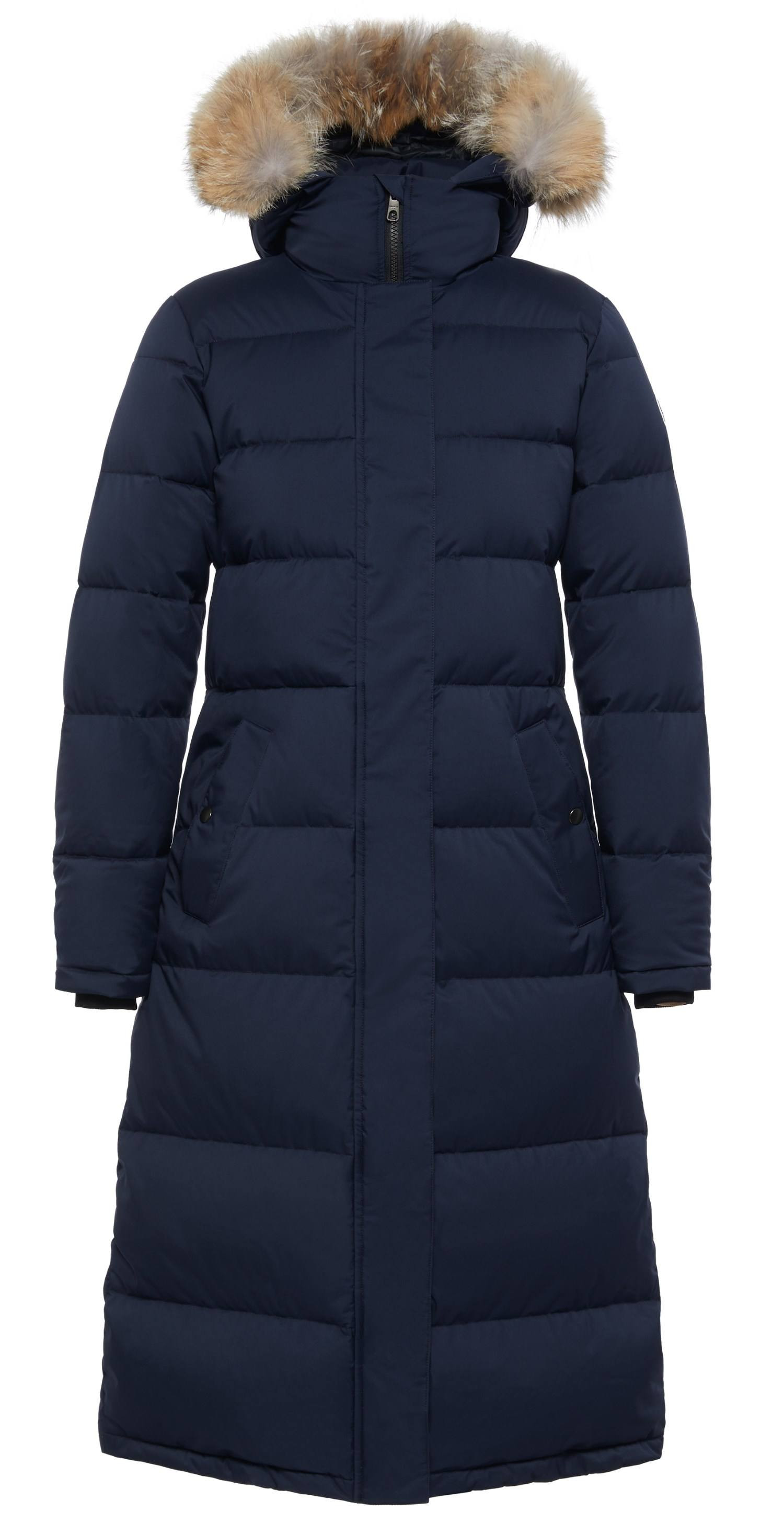 Jane Parka - Navy