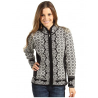 Christiania Feminine Cardigan Black