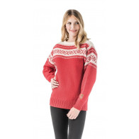 Cortina 1956 Unisex Sweater Red