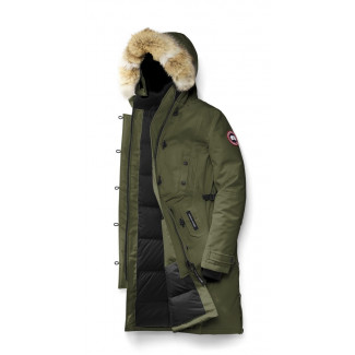 Kensington Parka - Military Green