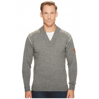 Alpina Masculine Sweater Grey
