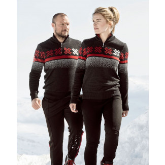 Åre Masculine Sweater Anthracite