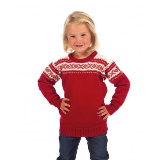 Cortina Kids Sweater Rot