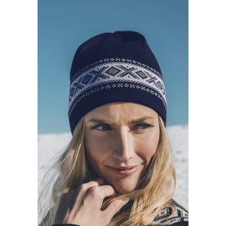 Cortina Merino Hat Navy