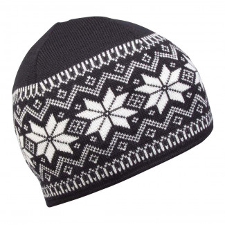 Garmisch Hat - Black / Off White / Darkcharcoal