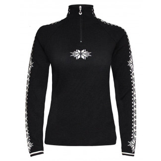Geilo Feminine - Black / Off White