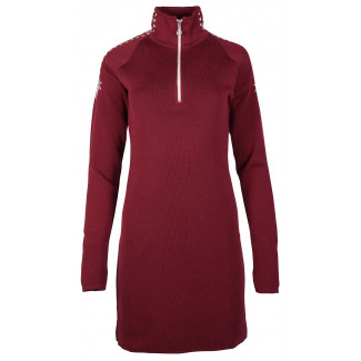 Geilo Feminine Dress - Rot
