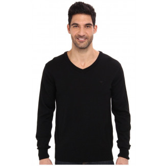 Harald Masculine Sweater Black