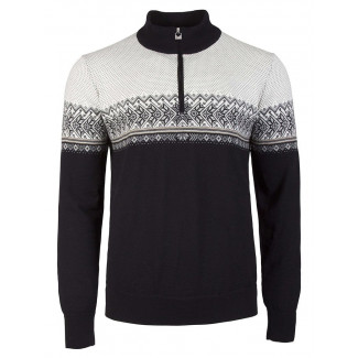 Hovden Masculine Sweater Anthrazit
