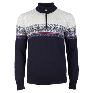 Hovden Masculine Sweater Navy