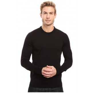 Magnus Masculine Sweater Black