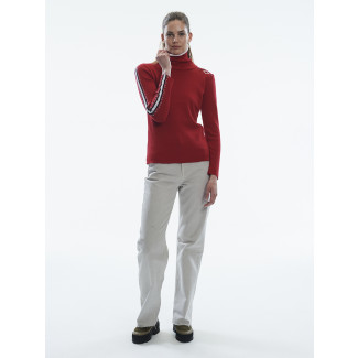 Mount Aire women's sweater - Red