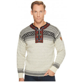 Setesdal Unisex Sweater White