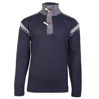 Skog Masculine Sweater WR - Navy