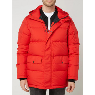 Maguire Parka - Rot