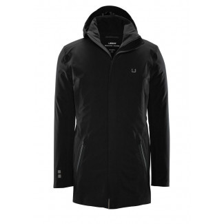 Uber Regulator Coat II - Black
