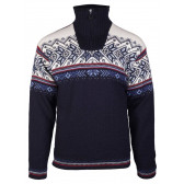 Vail Weatherproof Masculine Sweater Navy