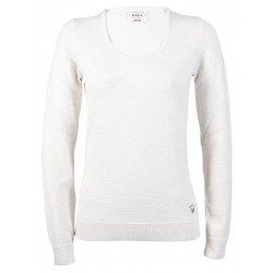 Astrid Feminine Sweater White