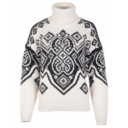Falun Feminine Sweater White