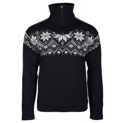 Fongen Weatherproof Masculine Sweater Black