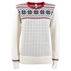 Garmisch Feminine Sweater White