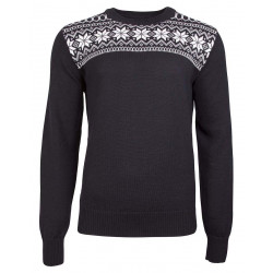 Garmisch Masculine Sweater Black