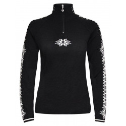 Geilo Feminine Sweater Black