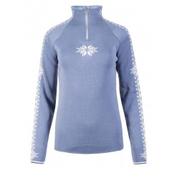 Geilo Feminine Sweater Lightblue