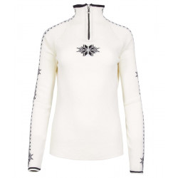 Geilo Feminine Sweater White
