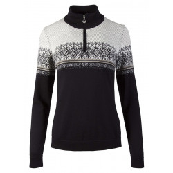 Hovden Feminine Sweater Anthracite