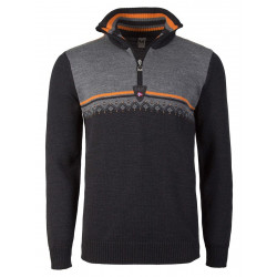 Lahti Masculine Sweater Anthracite