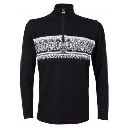 Rondane Masculine Sweater Black