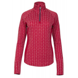 Stjerne Basic Feminine Sweater Red