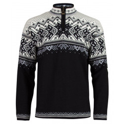 Vail Unisex Sweater Black