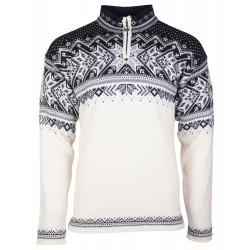 Vail Unisex Sweater White