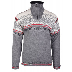 Vail Weatherproof Masculine Sweater Grey