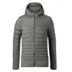 Blackcomb Stretch Hooded Jacke - Grau