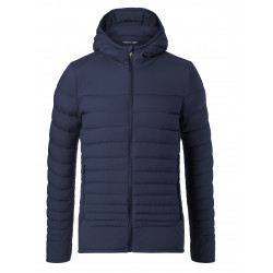 Blackcomb Stretch Hooded Jacke - Atlanta Blue