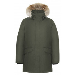 Champlain Parka - Military Green